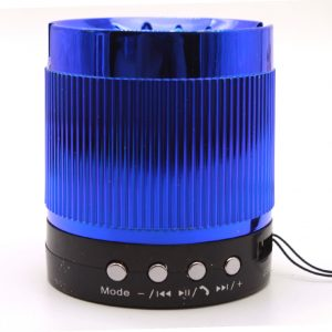 WS 886 MINI BLUETOOTH WIRELESS SPEAKER FM, MEMORY CARD, BLUETOOTH, USB. (HIGH QUALITY SPEAKERS)