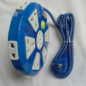 Modern 12 SocketS Extension Board with Non Flame-able Wire