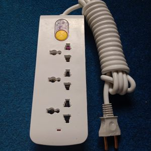 7 Sockets Extension Board for Home & Office Use
