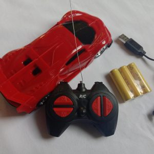 Wireless Remote Control Car for Kids