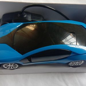 Wireless Remote Control Car with 3D Lights Included Battery and Charger