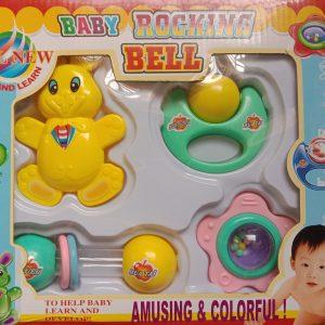 Baby Rocking Bells Toys