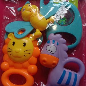 Baby Toys Mix Quality Toys – 4 Pieces