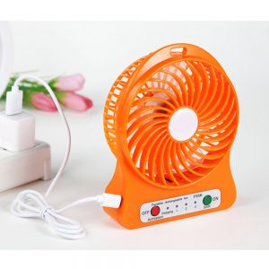 Rechargeable Mini Portable USB Cooling Fan