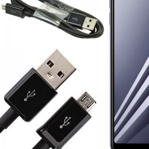 Samsung Mobile Charging Cable A+