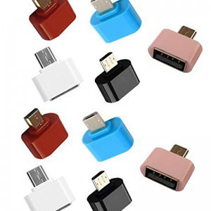 USB OTG to USB 2.0 Adapter