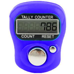Digital Tasbeeh – Digital Counter