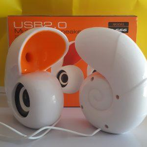 kisonli stylish multimedia speaker, usb speaker, s666 speaker